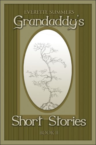 Grandaddy's Short Stories Book II Cover Image