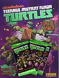 Panini Turtles Sonder-Pack (Sammel-Album+ 3xBooster-Packs) : Official Tradig Card Game- Starter Pack +3 Turtle Booster Cards