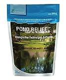 GroGreen Pond Relief Biologisch Keine Fadenalgen in Teich, Fischteich und Schwimmteich. Algizide Nie Wieder nötig.