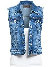 Suchergebnis auf Amazon.de für  jeans weste  Bekleidung a7843afaaf