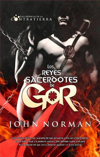 Los reyes sacerdotes de Gor / The Priest Kings of Gor Cover Image