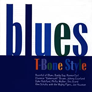 Blues T-Bone Style