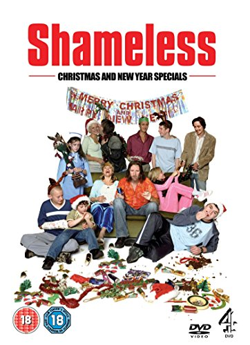 Shameless  Christmas And New Year Specials  DVD