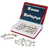Janod Magneti'Book Alfabeto juguete educativo, Version en Español (J02714)