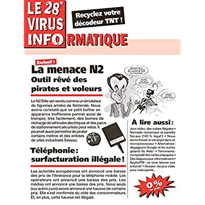 Le 28e Virus Informatique (Le Virus Informatique)