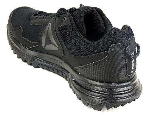 Reebok , Chaussures de marche nordique pour homme BLACK/ ASH GREY