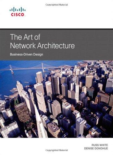 The Art of Network Architecture: Business-Driven Design par Russ White