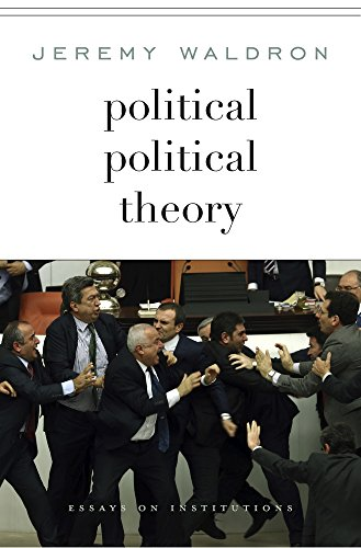 Political Political Theory: Essays on Institution (Dumbarton Oaks Precolumbian Ar)