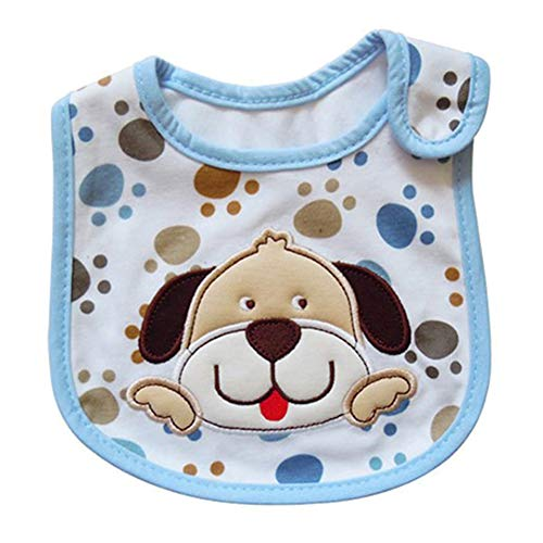 Westeng Unisexos Baberos Impermeable del Bebé Bandana Recién Nacido Diseño de Animales...