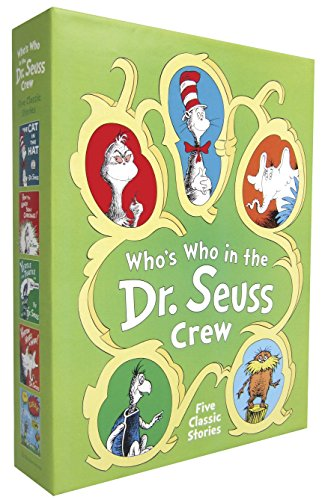 Who's Who in the Dr. Seuss Crew: A Dr. Seuss Boxed Set (Classic Seuss)