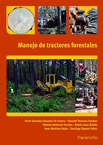 Manejo de tractores forestales (Cp - Certificado Profesionalidad)