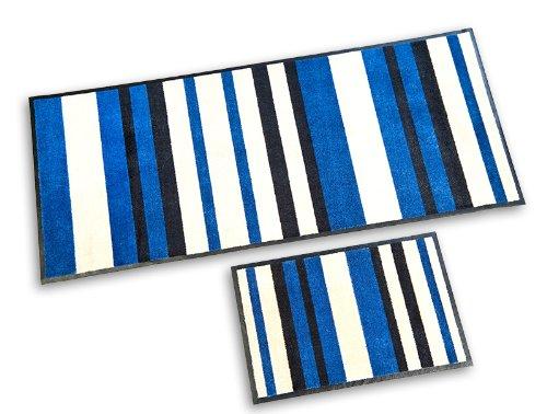 Fußmatte Mariniere - Use & Wash - 5 Größen wählbar - 43x60cm