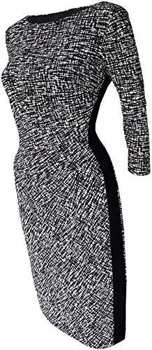 Ralph Lauren Stretch-Kleid D40, US8, UK12, IT44, F42, Drew, Cream MU (Ralph Lauren Kleider Für Frauen)