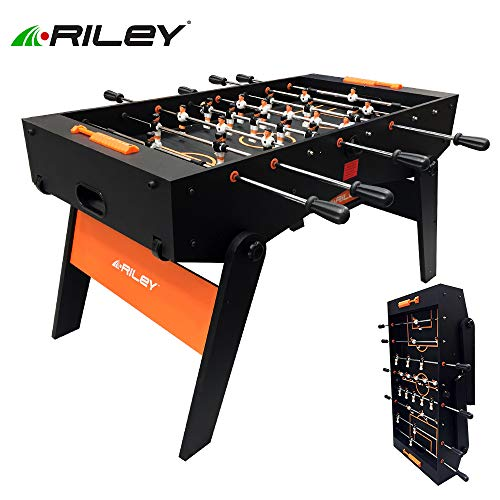 Riley4ft 6in Folding Football Table