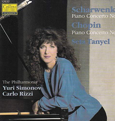 Scharwenka/Chopin: Klavierkonzerte 1