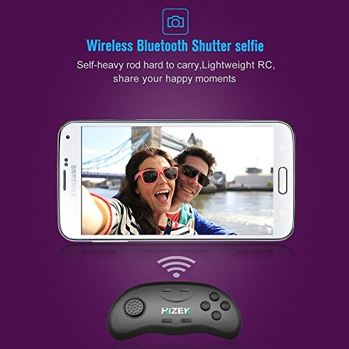 VR Bluetooth Controller Gamepads für VR Brille, iOS Android PC - 6