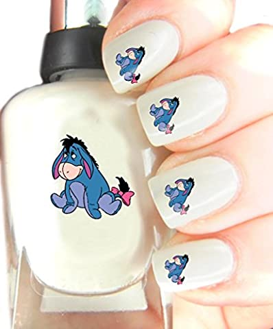 Easy to use, High Quality Nail Art Decal Stickers For Every Occasion! Ideal Christmas Present / Gift - Great Stocking Filler