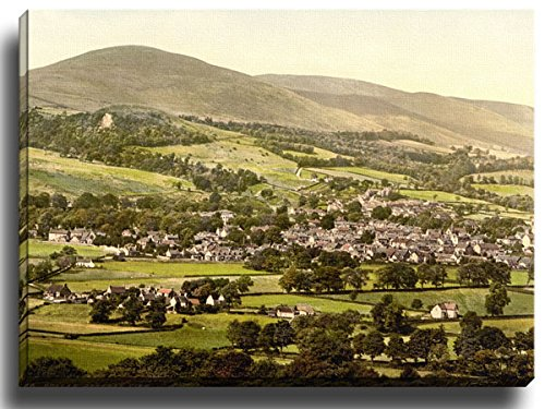 a-canvas-print-of-an-antique-photograph-of-scotland-dollar-general-view-scotland-size-50-inch-x-36-i