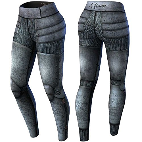 Anarchy Apparel Compression Leggings, Armor