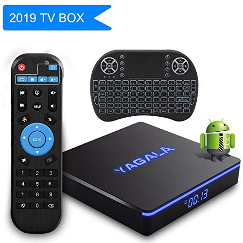 A95X R1 Android TV Box mit Android 7.1 Quad Core 1GB RAM/8GB ROM Video Player unterstützt 4K Ultra HD 2.4 Ghz Wifi 100 M LAN HDMI