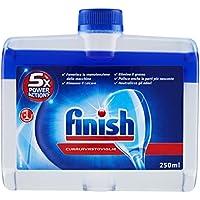Finish Curalavastoviglie Additivo Lavastoviglie, Regular, 2 Pezzi, 250 ml