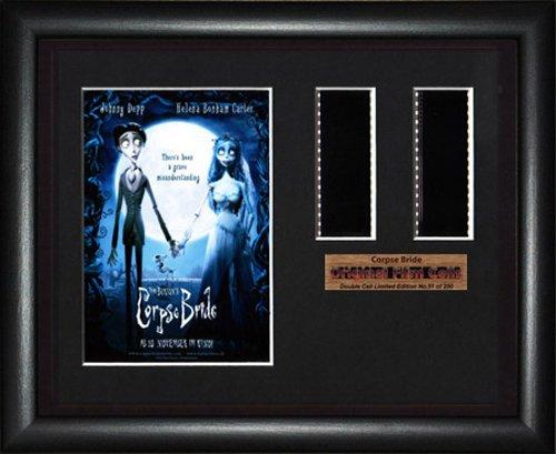 Corpse Bride–gerahmtes Doppel Filmstreifen Bild (BD)