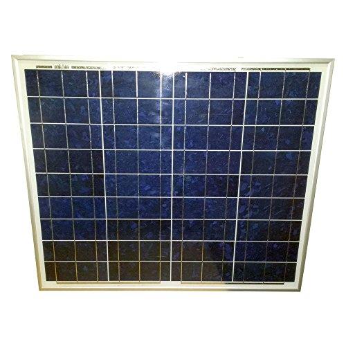 Pannello solare fotovoltaico 50W 12V PERLIGHT