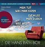 Die Hans Rath Box: Inhalt: Man tut was man kann, Da muss man durch, Was will man mehr