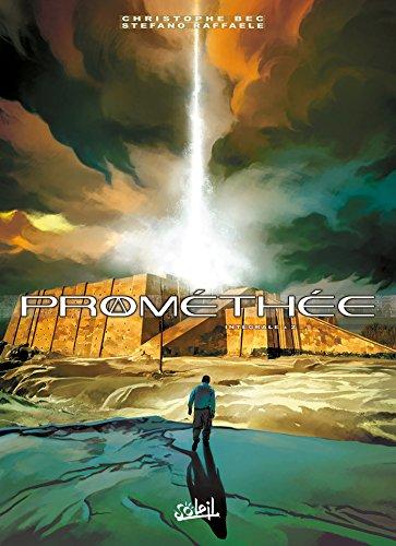 Prométhée - Intégrale T6 à T9 (SOL.FANTASTIQUE) por Christophe Bec