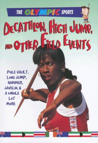 Produktbild Decathlon, High Jump, Other Other Field Events (The Olympic Sports)