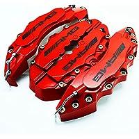leadchange 4x personalizar rojo calibre Cubierta Kit Negro Etiqueta AMG coche para Benz Clase GLE CLS ml Gla W freno estilo decoración 4piezas/lot