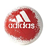 adidas X Glider II Fußball, White/Red/Black, 5