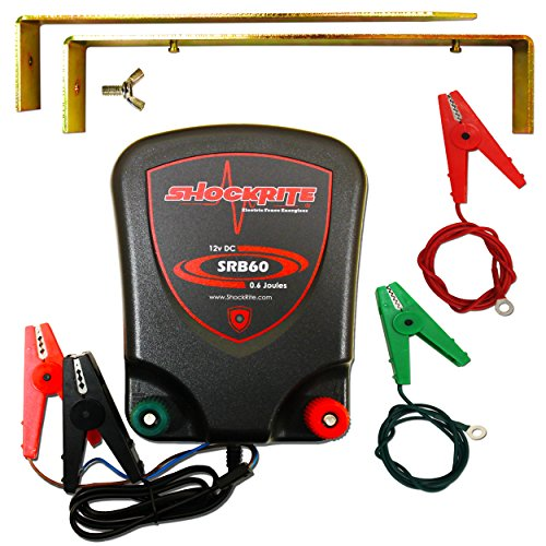 electric-fence-energizer-energiser-shockrite-srb60-06-joule-12-volt-earth-stake-cables