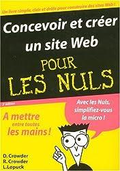 Concevoir et créer un site Web Pour Les Nuls