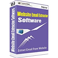 Lantech Soft Website Email Extractor Software - 1 PC, 1 Year (CD)