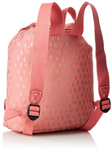 Prix Kipling Bustling Cartable, 32 cm, 13 liters, Rose (Pink Gold Drop)