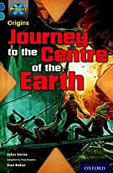 Project X Origins: Dark Blue Book Band, Oxford Level 16: Hidden Depths: Journey to the Centre of the Earth