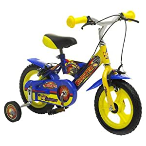 "Emmelle Booster Boys 12"" Wheel Play Cycle (Ages 3½-5½ years)"