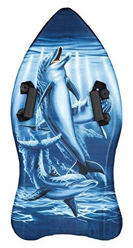 Preisvergleich Produktbild Idena 7700271 - Surfboard mit Handschlaufe, ca. 93 cm, sortiert