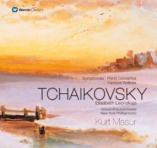Tchaikovsky : Symphonies Nos 1...