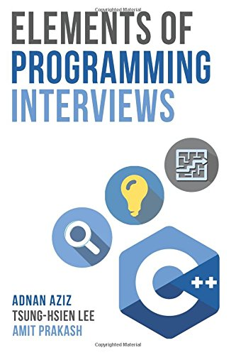 Pdf download elements of programming interviews the insiders cracking the coding interview 189 programming questions and solutions gayle laakmann mcdowell on amazon com free shipping on qualifying offers i we are fandeluxe Image collections