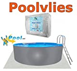 Pool Vlies für Pools bis 460