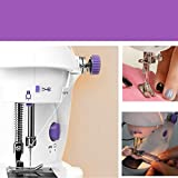 from Green Grass kids Sewing Machine Mini Electric Household Sewing Machine Lightweight for kids with Light Foot Pedal