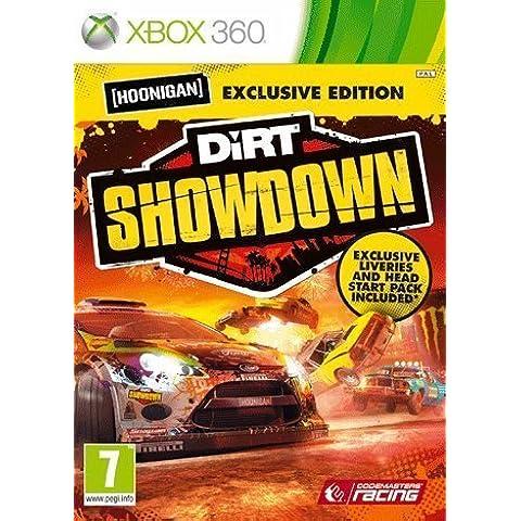 DiRT Showdown Hoonigan Edition Game XBOX 360 [Importado de Inglaterra]