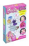 Knorrtoys GL7573 - Barbie Geschenkset mit temporären Glitzer Tattoos im Barbie Style