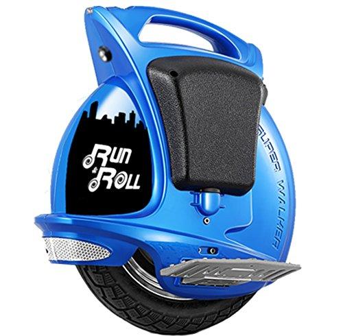 Run & Roll Super Walker monociclo eléctrico 500W color azul
