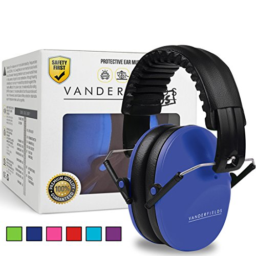 Kindle e-Books Collections Ear Defenders for Kids Toddlers Children Babies – Hearing Protection Earmuffs Ear Muffs for Small Adults, Women & children with Autism – Foldable Design Ear Defenders Adjustable Padded Headband Noise Reduction
