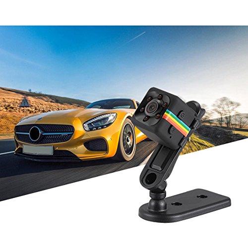 Jzc 1080p mini DV telecamera 120° a infrarossi per visione notturna, sensore di movimento, tasca nascosta video camera & # xFF0C; sicurezza telecamera di sorveglianza