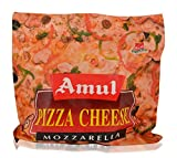 Amul Pizza Cheese - Mozzarella, 200g Pouch