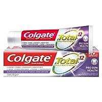 معجون اسنان توتال 12 برو لصحة اللثة من كولجيت، 75 مل